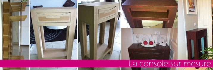 cr ation sur mesure de d coration en carton figurine. Black Bedroom Furniture Sets. Home Design Ideas