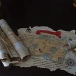 les invitations carte aux trésors