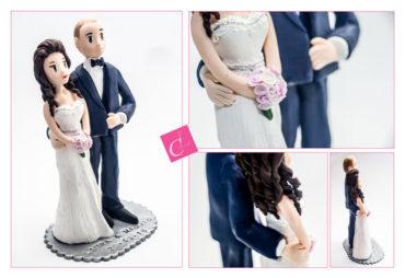 La figurine de Laura et Madjid