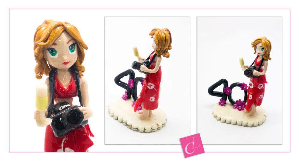 Figurines personnalisées pour Anniversaires