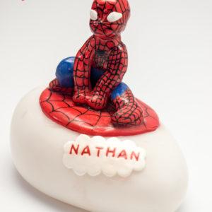 Spiderman pour le petit Natan