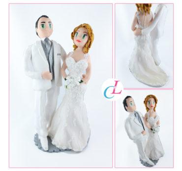Les figurines de Anaëlle et Amaury