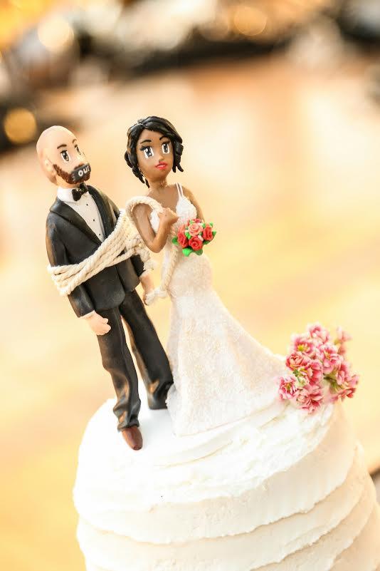 je crée votre figurine de mariage à partir de photos de vos essayage