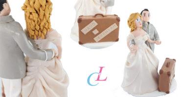 Les figurines de Maud et Jérémiah