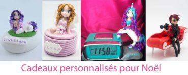 Offrir une figurine personnalisée pour noël!